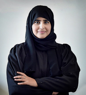 Photo of Prof. Mariam Al-Maadeed