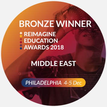 Regional Award of the Middle East 2018