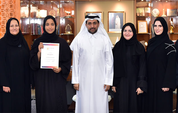 Al-Bairaq wins the bronze award 2018