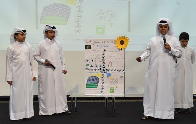 Al Bairaq announces winners of I am Discovering Materials
