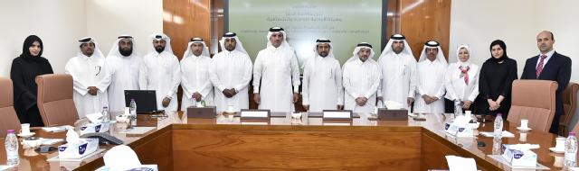 Group photo between ACTA and QU