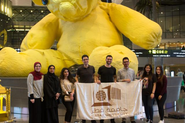 QU students visit Second World Congress on Undergraduate Research in Germany to present their research