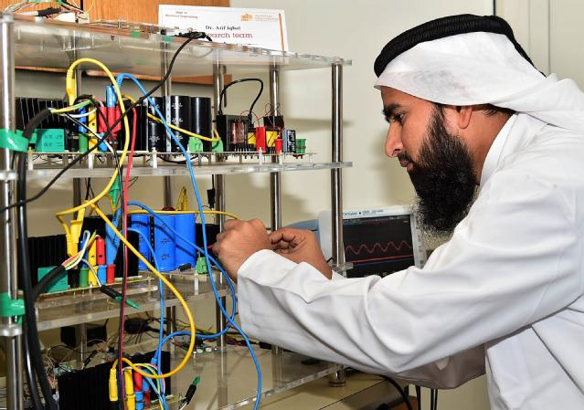 QU Develops Advanced Motor Drive System for Electric Vehicle Applications