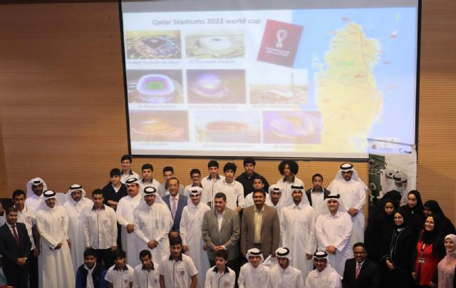 "QU's Al-Bairaq program kicks off Symposium on Research and Innovation as part of the ""I am a Researcher"" track"