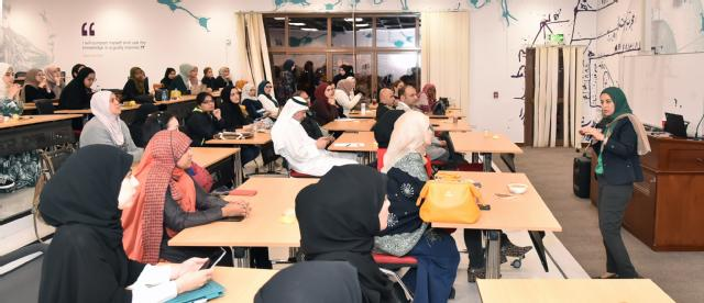 Participants included a mix of nearly 100 health practitioners, members of primary health care and QU faculty and students