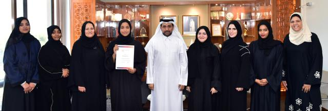 Al-Bairaq wins the bronze award in the 2018 Reimagine Education
