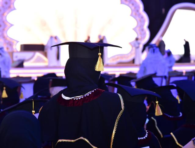 QU Graduation Ceremony for its 41st batch of students