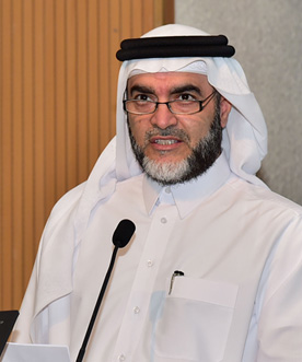 Dr. Ahmed Al Emadi Dean, College of Education