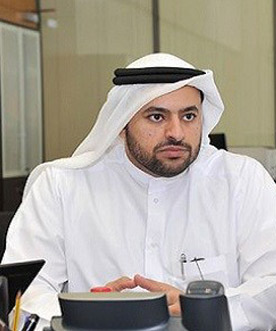 Dr. Mohamed Abdulaziz Al-Khulaifi, Dean of the College of Law