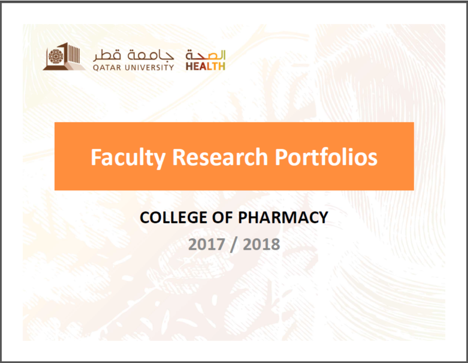 Faculty Bios and Research Interests | Qatar University