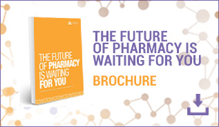 the future of pharmacy is waiting for you brochure
