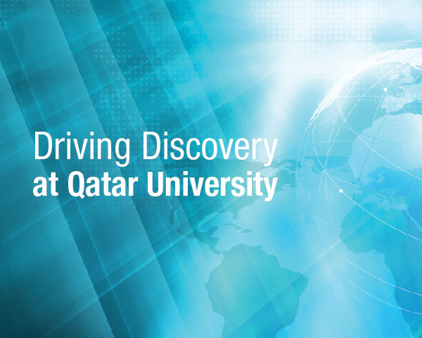 Driving discovery at Qatar University