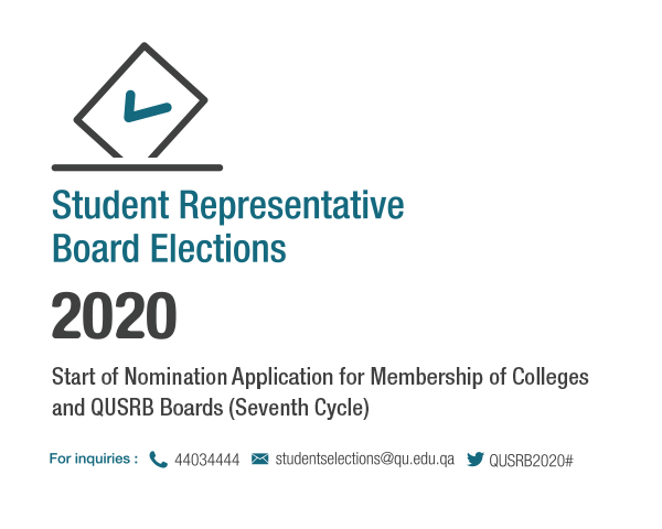 Student Representative Board Elections