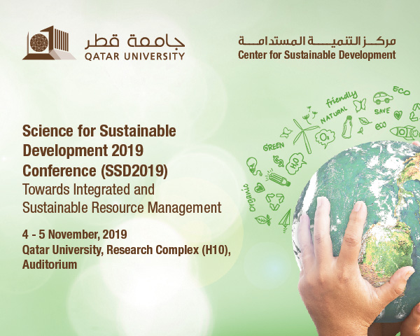 Science for Sustainable Development 2019