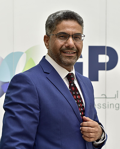 Prof.Muftah El-Naas. Acting GPC Director, QAFCO Chair Professor in Chemical Process Engineering