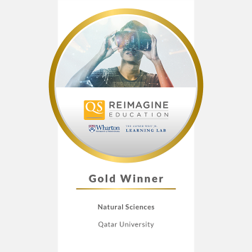 DISCIPLINE Gold AWARD WINNER: LIFE SCIENCES & MEDICINE