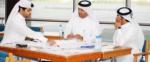 Graduate program qatar