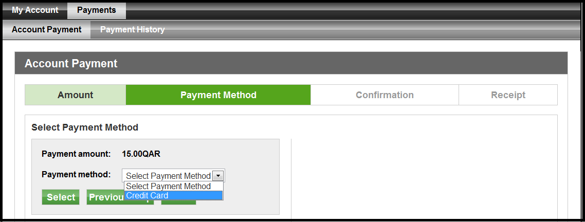 E-Payment System   Qatar University