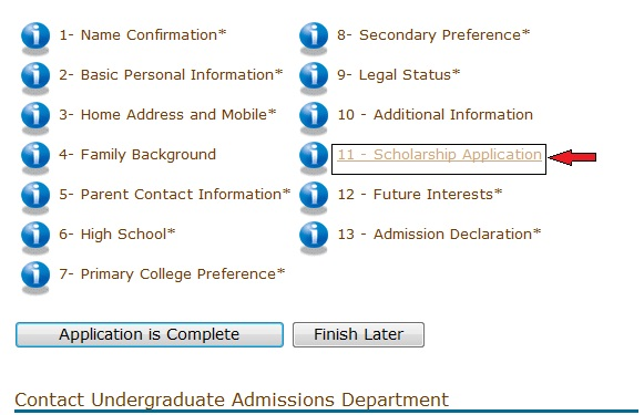 foundation exam apply