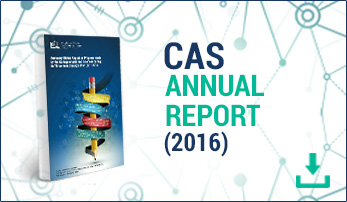 College of Arts and Science Annual report 2016